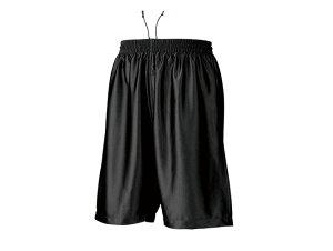 【ゆうパケット対応】WUNDOU (ウンドウ) バスケットパンツ ブラック P-8500 1710 メンズ 紳士 男性 バスケット ウェア