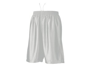 【ゆうパケット対応】WUNDOU (ウンドウ) バスケットパンツ ホワイト P-8500J 1710 キッズ ジュニア 子供 子ども バスケット ウェア