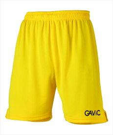 GAVIC (ガビック) ゲームパンツ YEL GA6201 1712 サッカー フットサル ウェア