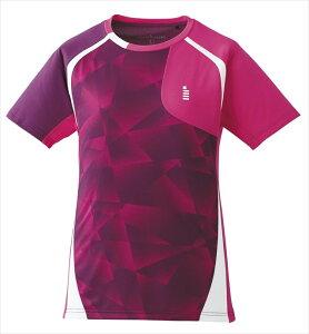 GOSEN (ゴーセン) レディースゲームシャツ T1705 77 1712 レディース ウィメンズ 婦人 テニス バドミントン ウェア