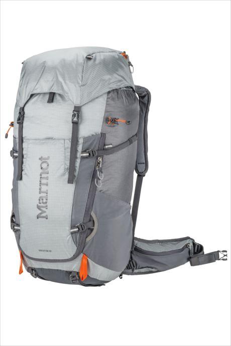 《送料無料》Marmot (マーモット) グラビトン48 スティール×シンダー M7B-S2415A 1809 バッグ バックパック