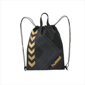 hummel (ヒュンメル) ジムサック (9038) HFB7082 1908 サッカー フットサル バッグ