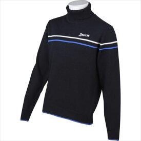 セーター SRIXON (スリクソン) メンズ タートルネックセーター ネイビー RGMMJL07 1908 ゴルフ ウェア