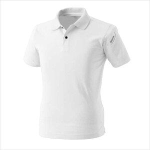 TS DESIGN (TSデザイン) ESショートスリーブポロシャツ ホワイト 4065 2002 作業服 ユニフォーム 藤和