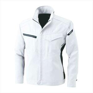 TS DESIGN (TSデザイン) ACTIVEジャケット ホワイト 8116 2002 作業服 ユニフォーム 藤和