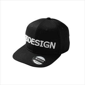 TS DESIGN (TSデザイン) TSベースボールキャップ ブラックxホワイト 84920 2002 作業服 ユニフォーム 藤和