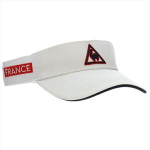 キャップ Le coq sportif GOLF(ルコックゴルフ) メンズ クリップマーカー付きバイザー QGBPJC51 2003 スポーツ 帽子 ゴルフ キャップ