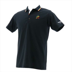 Munsingwear メンズ SUNSCREENペルヴィアンピマ半袖シャツ MGMPJA06 NV00 2102 男性 マンシングウェア 半袖シャツ(ニット)