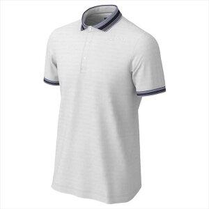SRIXON (スリクソン) メンズ クレリックシャツ RGMPJA18 GY00 2102 男性 半袖シャツ(ニット)