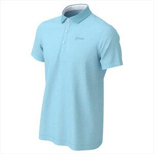 SRIXON (スリクソン) メンズ ニットサッカーシャツ RGMPJA21 EM00 2102 男性 半袖シャツ(ニット)