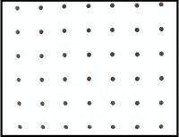 (穴あきベニヤ,ペグボード,木材,DIY,建材,リフォーム,壁材,合板,パンチングボード,有孔ベニヤ,板,ベニヤ,有孔,フック,ダイショウ)