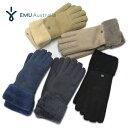 日本正規品 EMU エミュー エミュ ムートン 手袋 W9405 グローブ アポロベイグローブ シープスキン Apollo Bay Gloves …