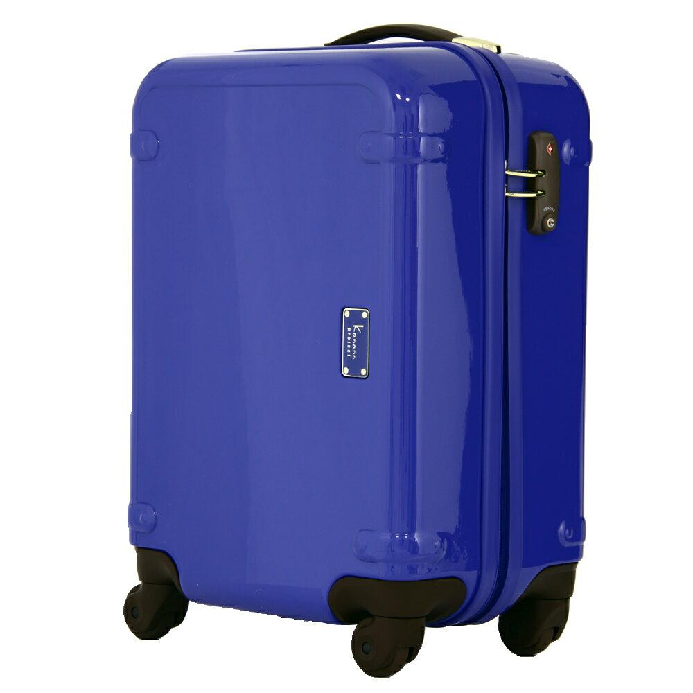 アウトレット スーツケース キャリーバッグ キャリー 旅行鞄 小型 SSサイズ 機内持ち込み エース Kanana project (カナナプロジェクトコレクション) AE-05875