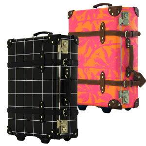 【クーポン発行】アウトレット セール トランク スーツケース キャリーバッグ キャリーケース かわいい 可愛い Jewelna Rose ジュエルナローズ 旅行鞄 小型 Sサイズ B-AE-39409