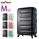カラーフレームスーツケース6016-60