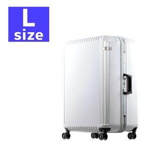 【クーポン発行】アウトレット セール スーツケース キャリーケース キャリーバッグ L サイズ 大容量 キャリーバック 1週間 2週間 旅行用品 旅行鞄 大型 ace. エース ACE TSAロック パリセイド F