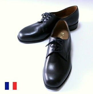法國軍Marbot皮革鞋法國製造marubobijinesuofisa皮鞋/mabottodeddosutokkumiritari軍02P20Sep14