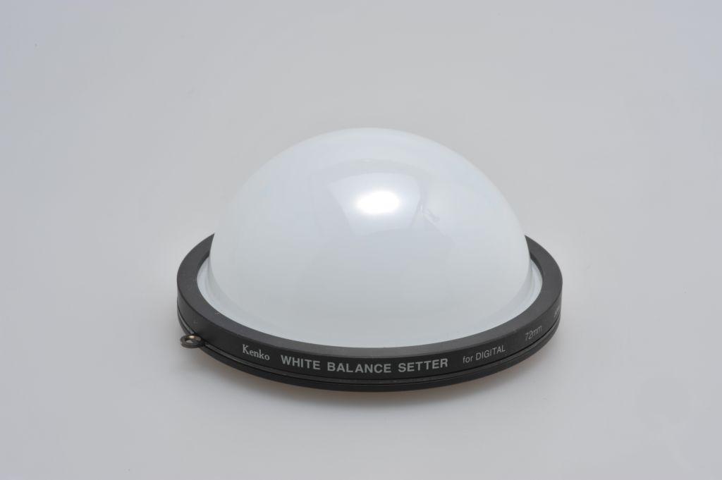 【新品/取寄品/代引不可】ホワイトバランスセッターBOX 58mm WBSB58