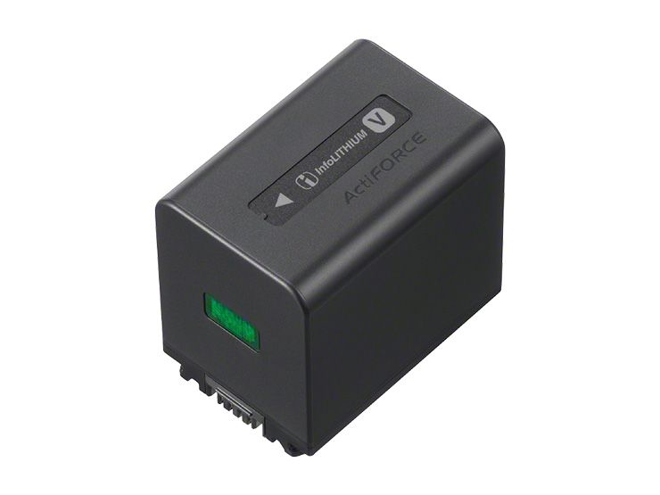 【新品/取寄品/代引不可】リチャージャブルバッテリーパック NP-FV70A