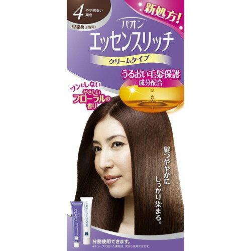 【新品/取寄品】【通販限定】パオン エッセンスリッチ クリームタイプ 4 やや明るい栗色