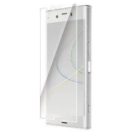 【新品/取寄品/代引不可】Xperia XZ1 Compact/液晶保護フィルム/防指紋/反射防止 PD-SO02KFLF