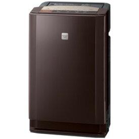 【新品/在庫あり】除湿・加湿空気清浄機 ステンレス・クリーン クリエア EP-LV1000-T ブラウン