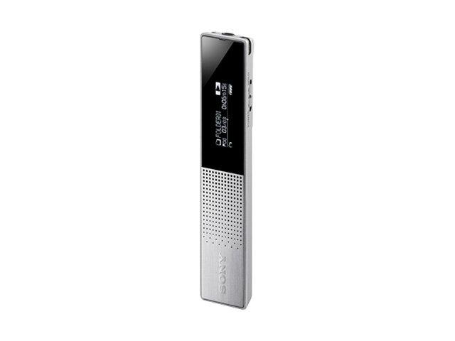 【新品/在庫あり】ステレオICレコーダー ICD-TX650-S シルバー