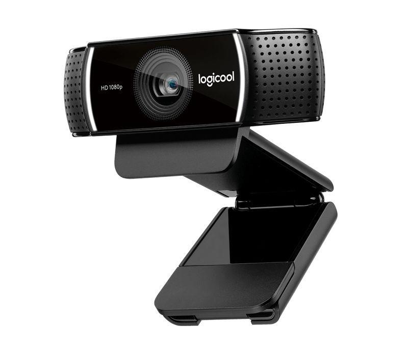 【新品/取寄品】HD Pro Stream Webcam C922 ブラック