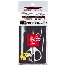 【通販限定/新品/取寄品/代引不可】ジービー メンズアイブローキット 1セット 1セット