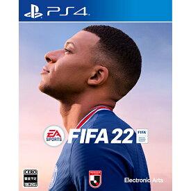 [10月01日発売予約][PS4ソフト] FIFA22 [PLJM-16911] *予約特典付