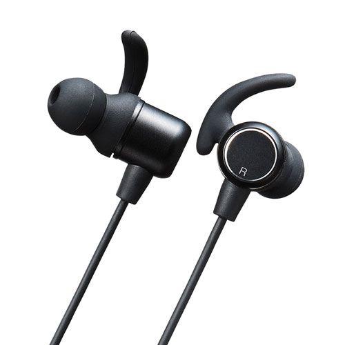 【新品/取寄品/代引不可】Bluetoothステレオヘッドセット MM-BTSH36BK