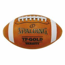 【新品/取寄品】アメリカンフットボール TF-GOLD Versity TFゴールド バーシティ 72-6258