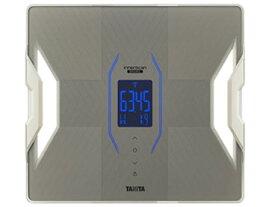 【新品/在庫あり】TANITA(タニタ) デュアルタイプ体組成計 インナースキャンデュアル RD-911-GD グレイッシュゴールド