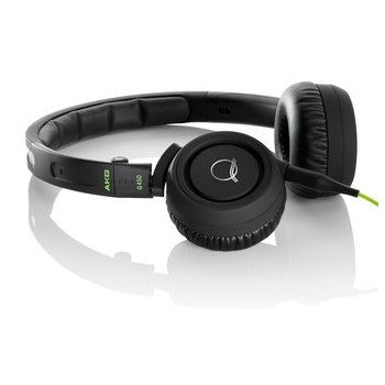 【新品/取寄品】High-Performance, Foldable Mini Headphone Q460 BLK