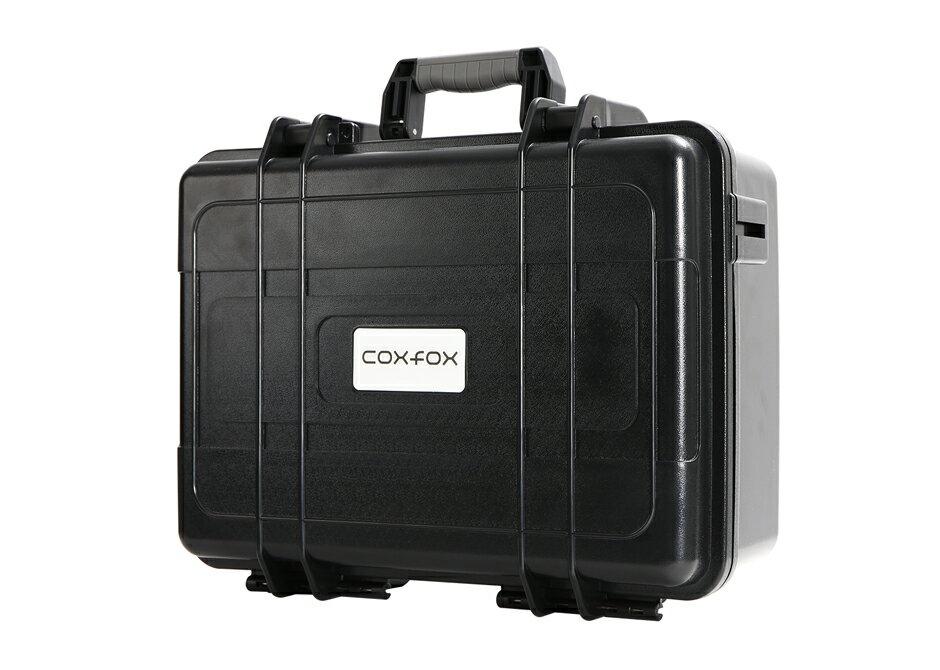 【新品/取寄品/代引不可】COXFOX ショックレストランク GTC-23 コレクションケース 【北海道・沖縄・離島配送不可】