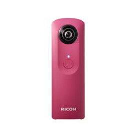 【新品/在庫あり】RICOH THETA m15 ピンク (リコー シータ360度全天球カメラ)