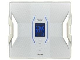 【新品/在庫あり】TANITA(タニタ) デュアルタイプ体組成計 RD-911-WH インナースキャンデュアル パールホワイト