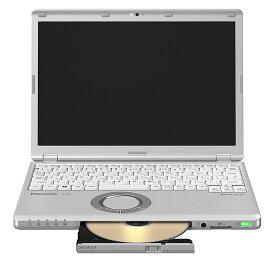 【新品/在庫あり】Let's note SZ6 CF-SZ6RD6VS SSD搭載 光学式ドライブ内蔵 法人向けモデル