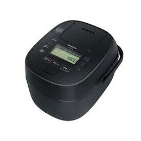 【新品/在庫あり】パナソニック 炊飯器 5.5合 可変圧力おどり炊き SR-MPA100-K ブラック