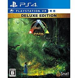 【新品/在庫あり】[PS4ソフト][PlayStationVR専用] ARK Park DELUXE EDITION [PLJS-36053]