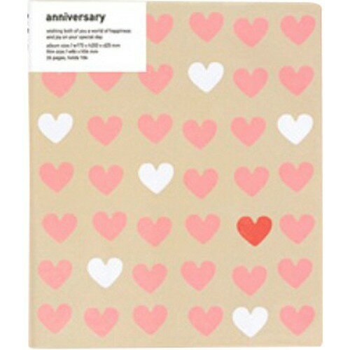 【通販限定/新品/取寄品/代引不可】富士フイルム チェキ専用アルバム Wedding HEART 1コ入
