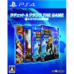 【新品/取寄品】[PS4ソフト] ラチェット&クランク THE GAME 超★スペシャル限定版 [PCJS-53017]