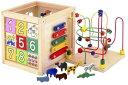【タイムセール】【新品/在庫あり】エド・インター 森のあそび道具シリーズ 森のあそび箱 対象1.5歳〜 知育玩具 木…