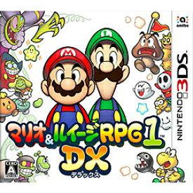 【新品/在庫あり】[3DSソフト] マリオ&ルイージRPG1 DX [CTR-P-BRMJ]
