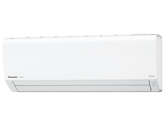 【新品/在庫あり】ルームエアコン エオリア CS-228CF-W クリスタルホワイト