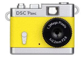 【新品/取寄品/代引不可】ケンコー トイカメラ DSC Pieni DSC-PIENI LY