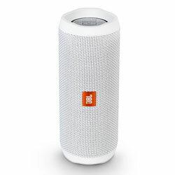 【新品/取寄品】ウォータープルーフ対応 Bluetoothスピーカー JBL FLIP4 ホワイト