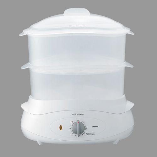 【新品/取寄品】フードスチーマー SP-4138W ホワイト