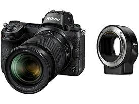 【新品/在庫あり】ミラーレスカメラ Z 6 24-70+FTZ マウントアダプターキット