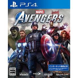 [09月04日発売予約][PS4ソフト] Marvel's Avengers (アベンジャーズ) [PLJM-16604] *予約特典付(メール配信)